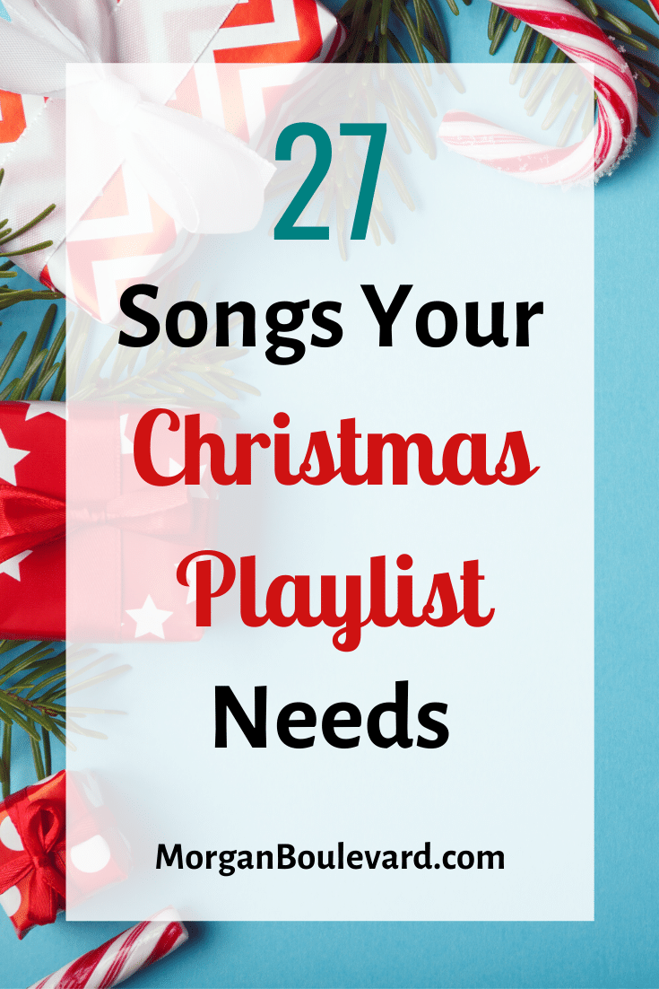 27 Songs Your Christmas Playlist Needs
