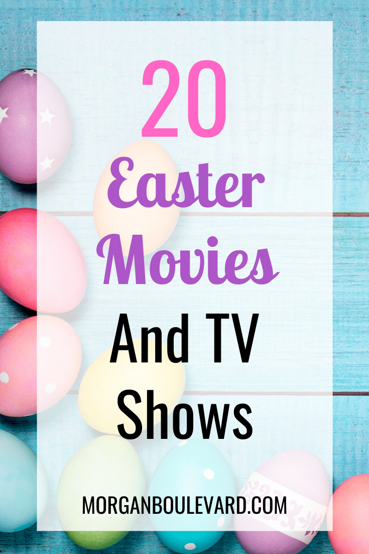 easter movies and tv shows