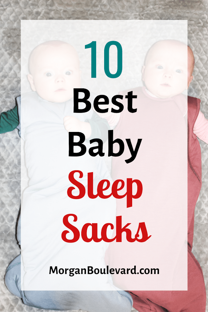 best baby sleep sacks