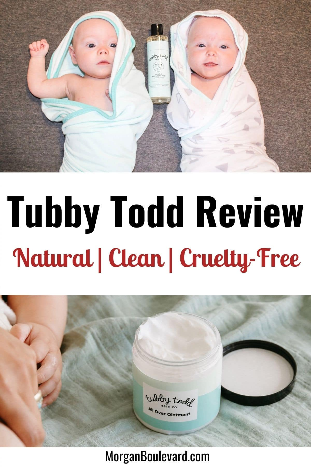 tubby todd review natural clean cruelty free