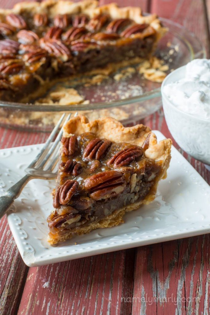 recipe for vegan pecan pie
