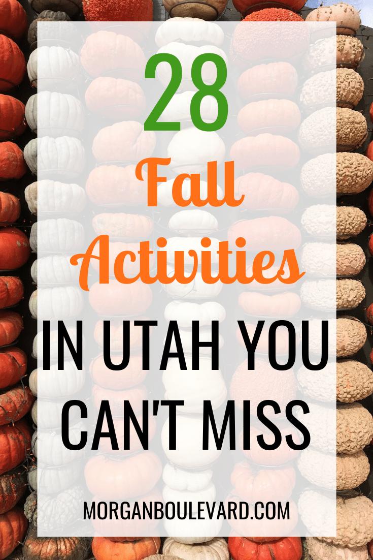 32 Fall Activities in Utah You Can\'t Miss in 2020
