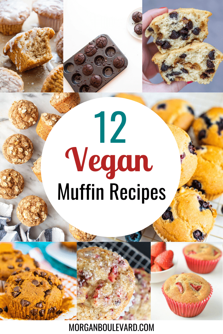 vegan muffin recipes
