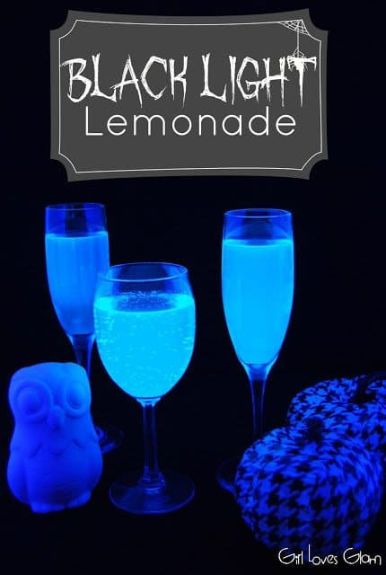 Recipe for Black Light Lemonade