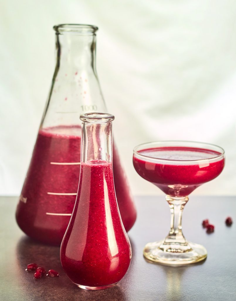 Recipe for Dracula's Love Potion