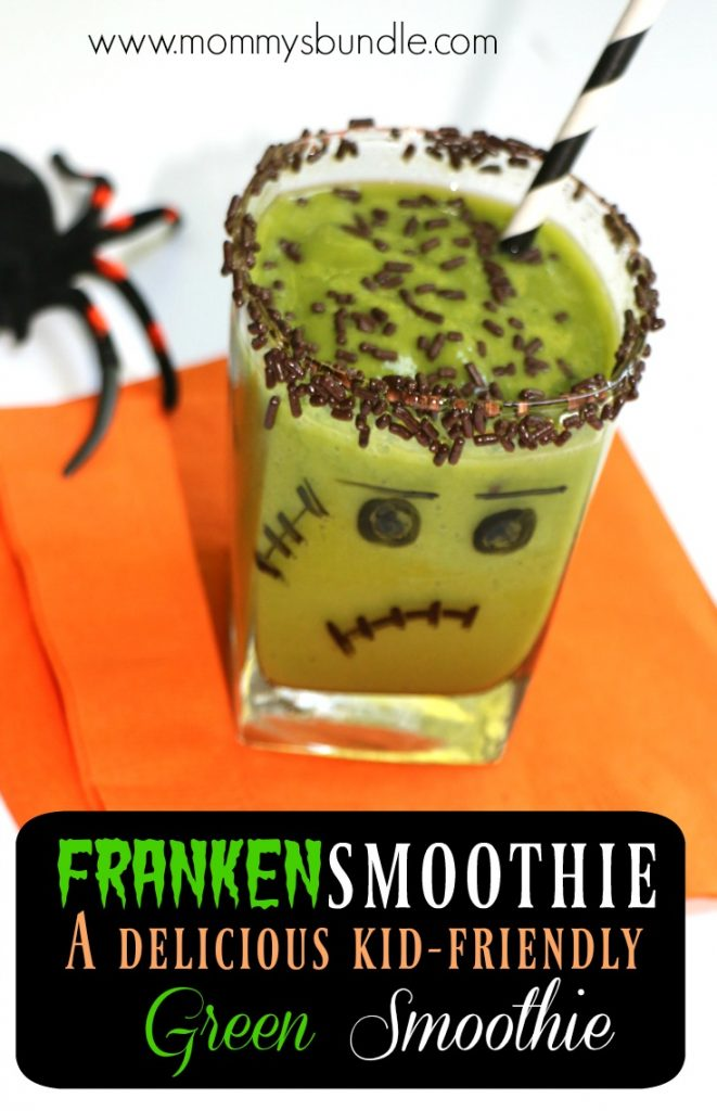 Recipe for Frankensmoothie