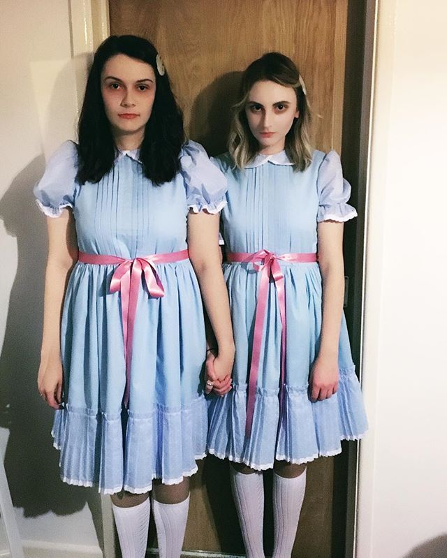 Grady Twins costumes from The Shining