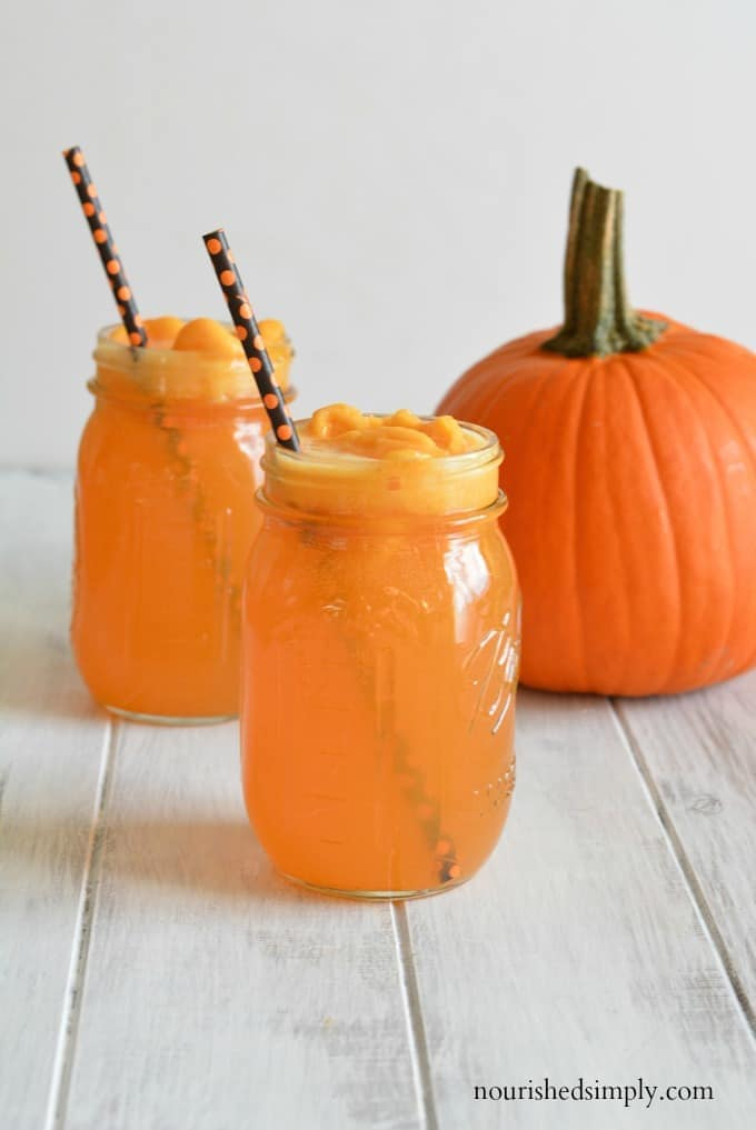 Recipe for Hocus Pocus Halloween Punch
