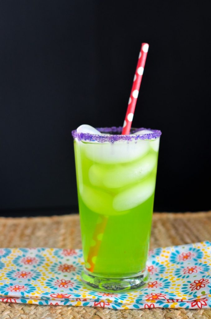 Recipe for Mad Hatter Party Punch