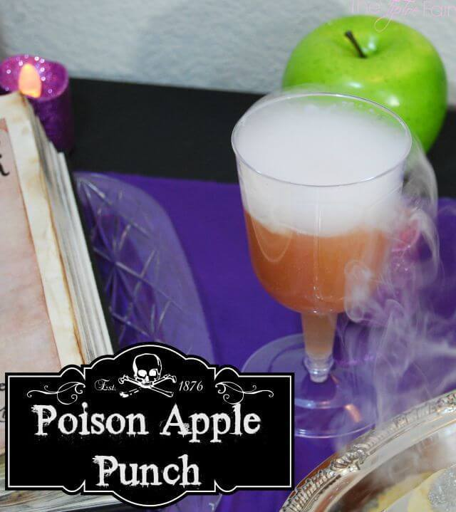 Recipe for Poison Apple Punch