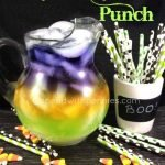 trick or treat halloween punch