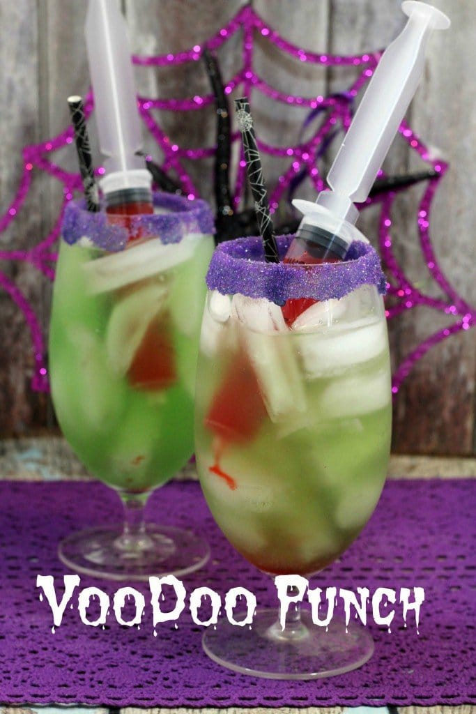 Recipe for VooDoo Punch