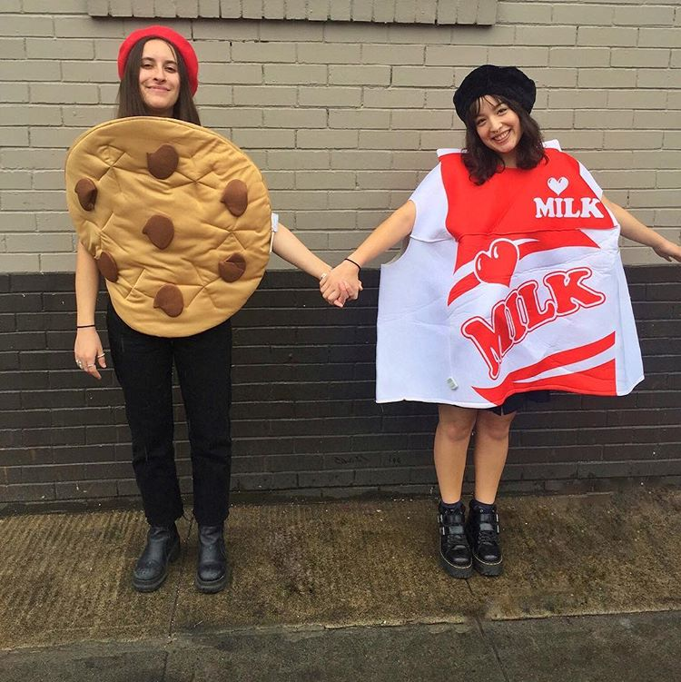 Cookies and Milk costumes