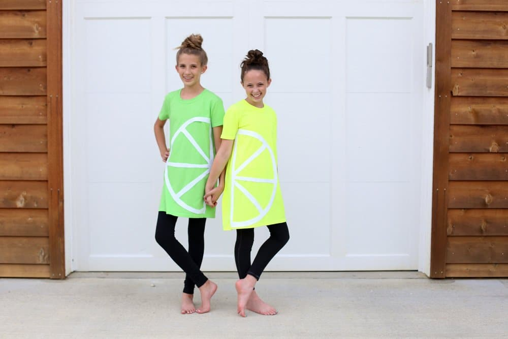 Lemon Lime costumes