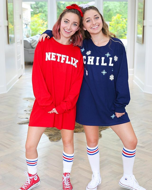 Netflix and Chill costumes