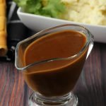 vegan dark gravy