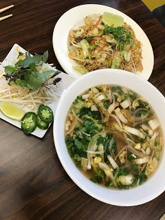 vegan Vietnamese food