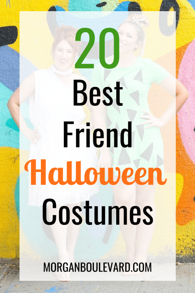 best friend halloween costumes