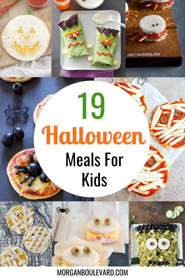 19 Spooky Halloween Meals For Kids Your Little Ones Will Love