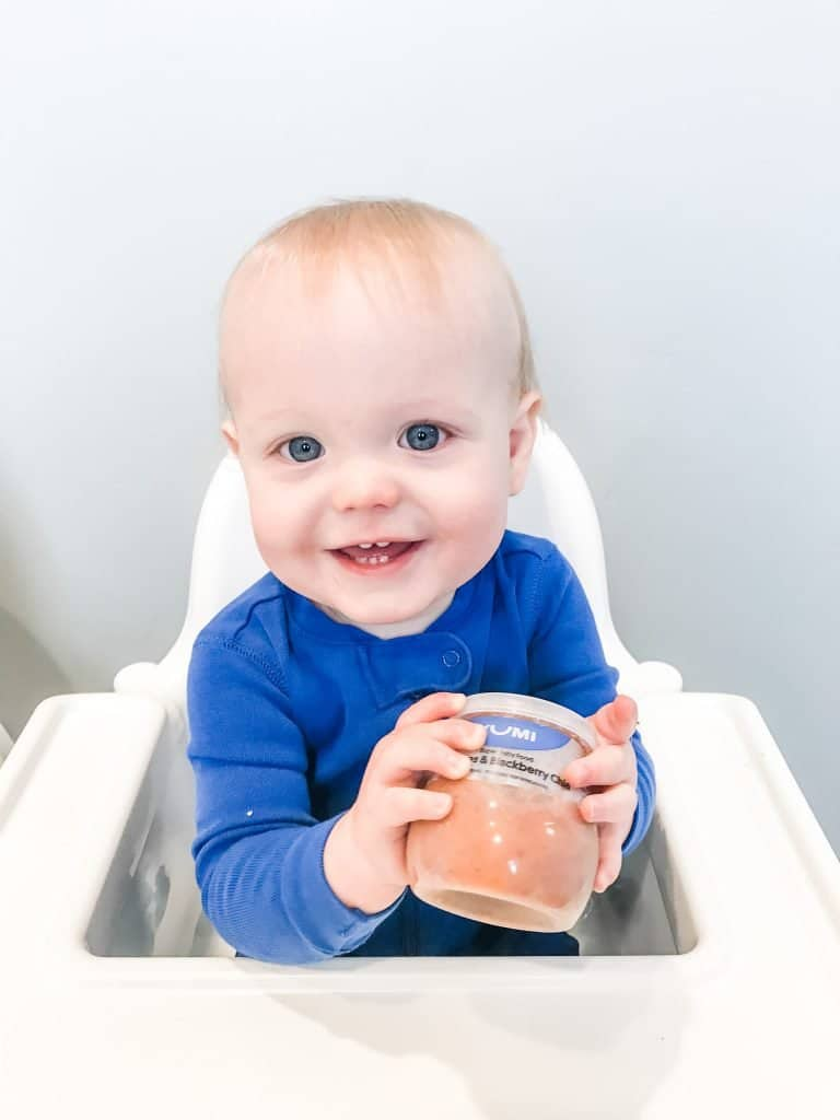 healthiest baby food