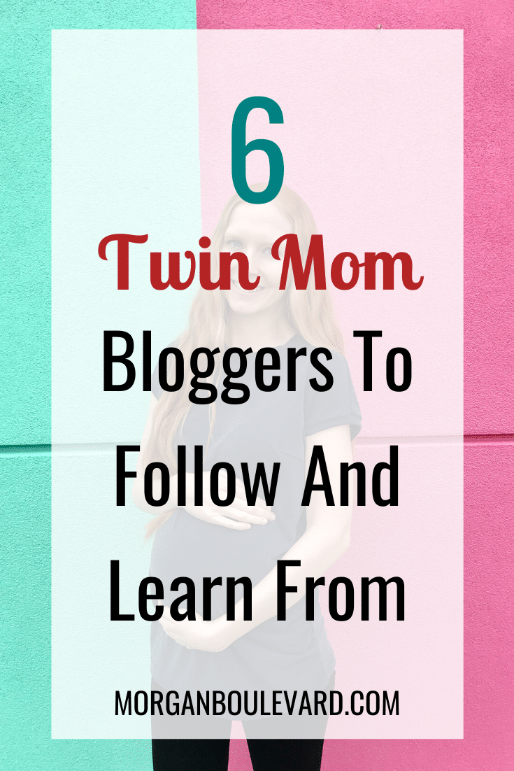 twin mom bloggers