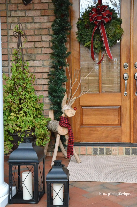 Rudolph Front Porch