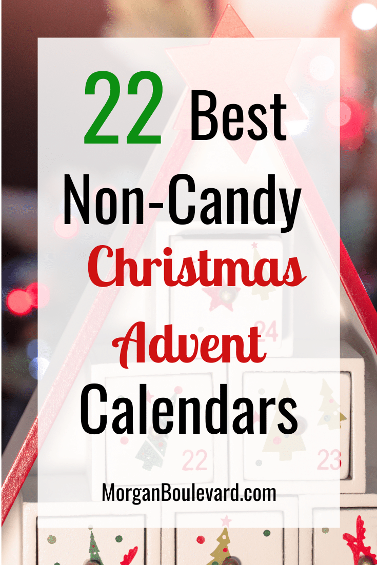 22 Non Candy Advent Calendars Perfect For 2020 Christmas