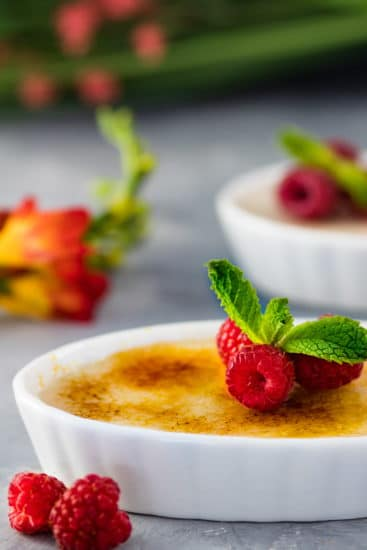 Recipe for Creme Brulee