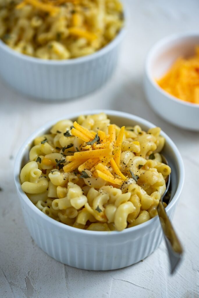 Recipe for vegan mac n cheese
