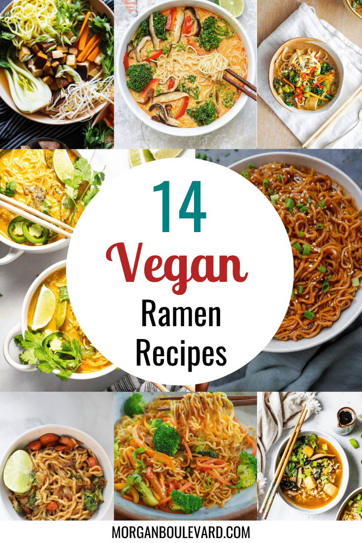 14 Vegan Ramen Recipes For When You Want Comfort Food