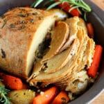 vegan tofurky roast