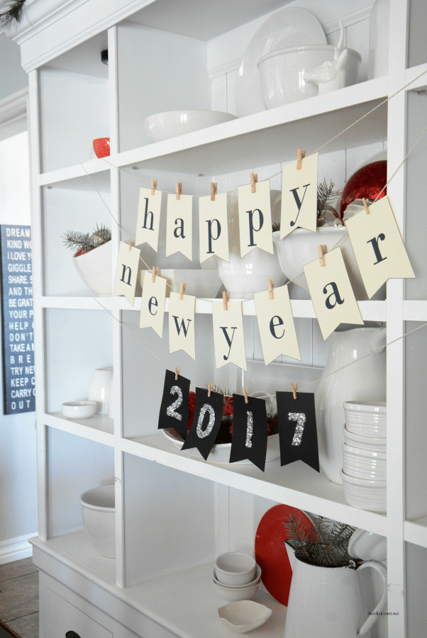 new year's eve craft