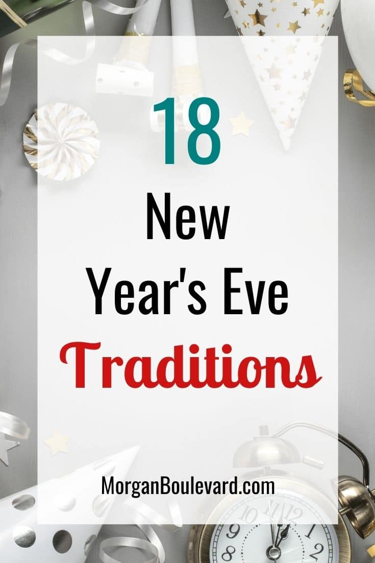 18 New Year\'s Eve Traditions Worth Trying With Your Family