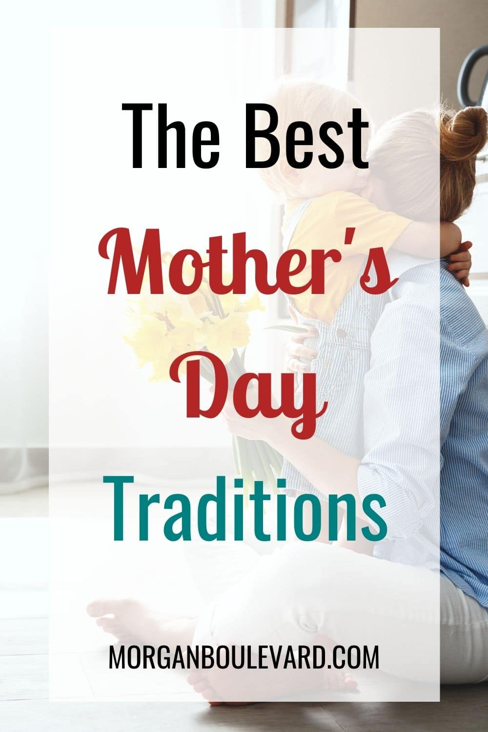 mother's day traditions